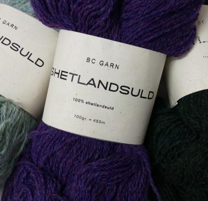 BC Garn  Shetlandsuld nel nostro shop!