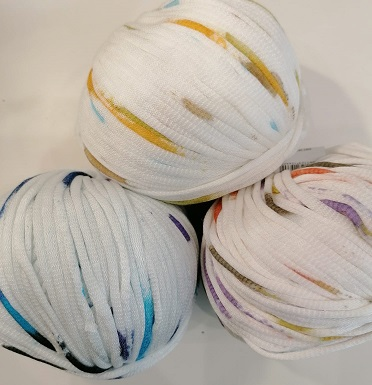 foto di Adriafil Dada nei tre colori dipsonibii a magazzino